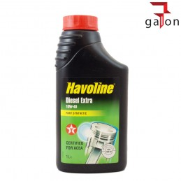 TEXACO HAVOLINE DIESEL EXTRA 10W40 1L