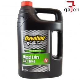 TEXACO HAVOLINE DIESEL EXTRA 10W40 5L