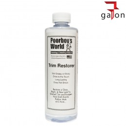 POORBOY'S WORLD TRIM RESTORER 473ML