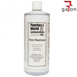 POORBOY'S WORLD TRIM RESTORER 946ML