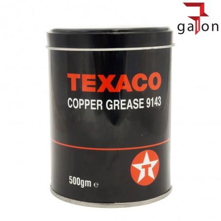 TEXACO COPPER GREASE 0,5KG SMAR MIEDZIOWY