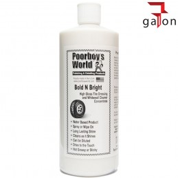 POORBOY`S WORLD BOLD BRIGHT TIRE DRESSING 946ML