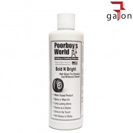 POORBOY'S WORLD BOLD BRIGHT TIRE DRESSING 473ML