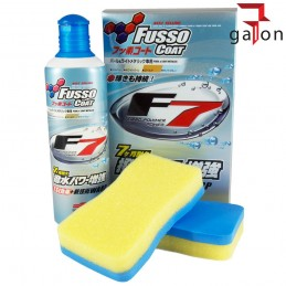 SOFT99 FUSSO COAT F7 PEARL & METALLIC POLYMER