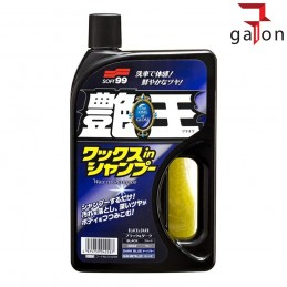 SOFT99 KING OF GLOSS SHAMPOO BLACK & DARK