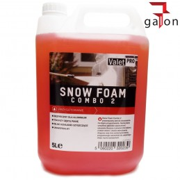 ValetPRO SNOW FOAM COMBO2 5L