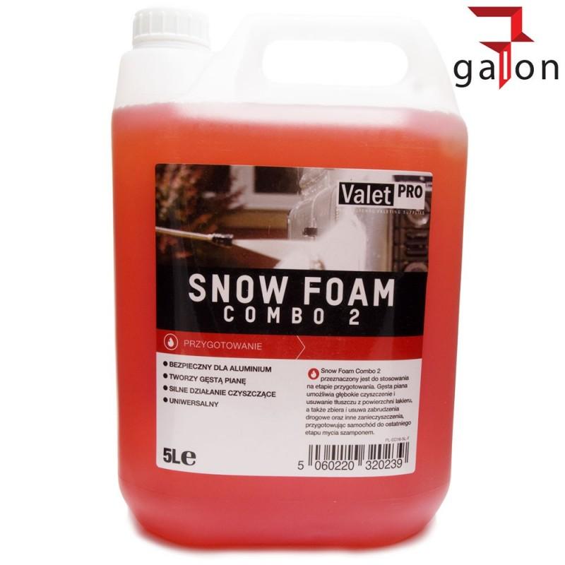 valetpro snow foam combo2 5l. Black Bedroom Furniture Sets. Home Design Ideas