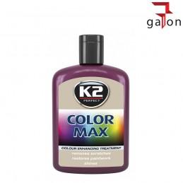 K2 COLOR MAX BORDOWY 200ML - Wosk - Sklep Online Galonoleje.pl