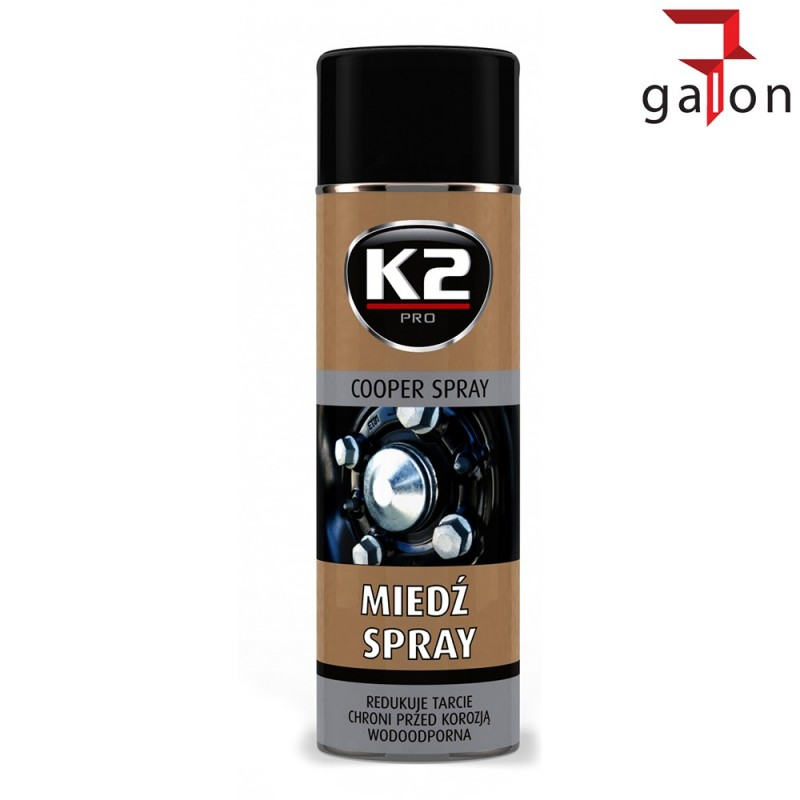 K2 MIEDŹ W SPRAY 400ML