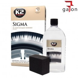 K2 SIGMA ŻEL DO OPON 500ML
