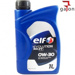 ELF EVOLUTION 900 FT 0W30 1L | Sklep Online Galonoleje.pl