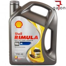 SHELL RIMULA R6 M 10W40 4L