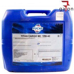 FUCHS TITAN CARGO MC 10W40 20L | Sklep Online Galonoleje.pl
