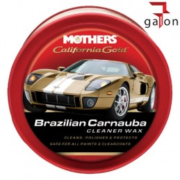 MOTHERS CARNAUBA CLEANER WAX 340G