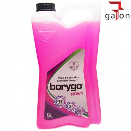BORYGO NOWY 5L
