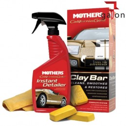 MOTHERS CLAY BAR SYSTEM