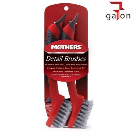 MOTHERS DETAIL BRUSHES 2szt