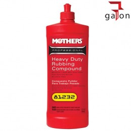 MOTHERS PROFESSIONAL HEAVY DUTY RUBBING COMPOUND 946ML