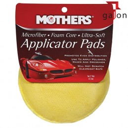 MOTHERS MICROFIBER APPLICATOR PADS
