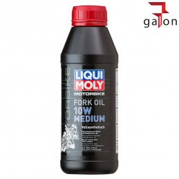 LIQUI MOLY MOTORBIKE FORK OIL 10W MEDIUM 500ML 1506