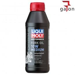 LIQUI MOLY MOTORBIKE FORK OIL 10W MEDIUM 500ML 1506