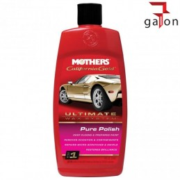MOTHERS PURE POLISH 473ml - STEP 1