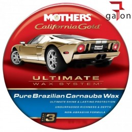 MOTHERS PURE BRAZILIAN CARNAUBA WAX PASTA 340g - STEP 3