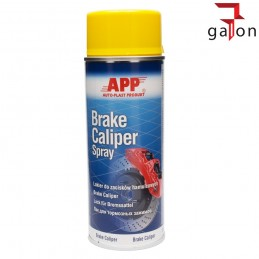 APP BRAKE CALIPER SPRAY 400ML ŻÓŁTY