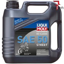 LIQUI MOLY MOTORBIKE HD-CLASSIC SAE50 STREET 4L 1230
