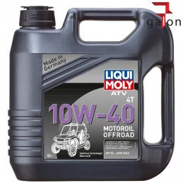LIQUI MOLY ATV 4T 10W40 OFF ROAD 4L 3014