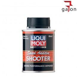 LIQUI MOLY MOTORBIKE SPEED ADDITIVE SHOOTER 80ML 20593