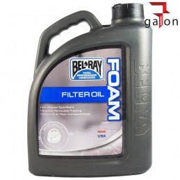 BEL-RAY FOAM FILTER OIL 4L | Sklep Online Galonoleje.pl