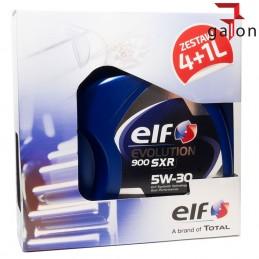 ELF EVOLUTION 900 SXR 5W30 5L (4L + 1L) | Sklep Online Galonoleje.pl