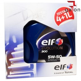 ELF EVOLUTION 900 5W50 5L (4L + 1L)