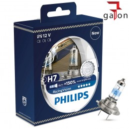 PHILIPS RACING VISION +150% H7 12V 55W