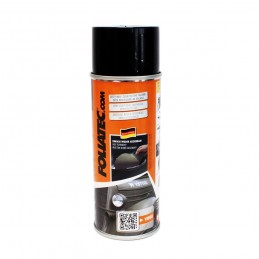 FOLIATEC UNIVERSAL 2K LACKSPRAY 400ML - CZARNY