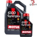 MOTUL 6100 SYNERGIE+ 10W40 5L + 1L | Sklep Online Galonoleje.pl