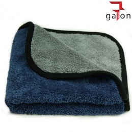 LARE GREY ZOMO TOWEL 40X40