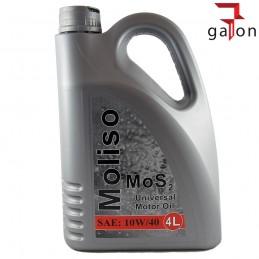 SPECOL MOLISO MoS2 10W40 4L