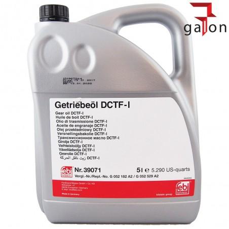 FEBI BILSTEIN 39071 DO AUTOMATYCZNYCH SKRZYŃ DSG VW G 052 182 A2 5L