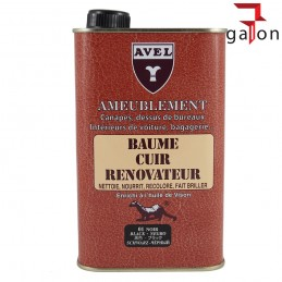AVEL RENOVATING BALM LIQUID 500ML nr01 CZARNY