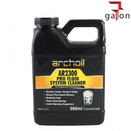 ARCHOIL AR2300 PRO FLUID SYSTEM CLEANER 500ml