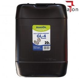 AGROOIL HIPOL GL4 80W90 20L - olej przekładniowy