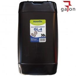 AGROOIL HIPOL GL4 80W90 30L - olej przekładniowy