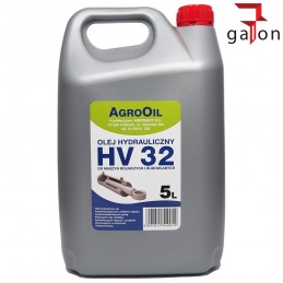 AGROOIL HYDROL L-HV 32 5L | Sklep Online Galonoleje.pl