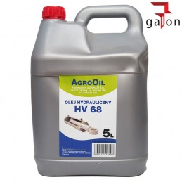 AGROOIL HYDROL L-HV 68 5L - olej hydrauliczny