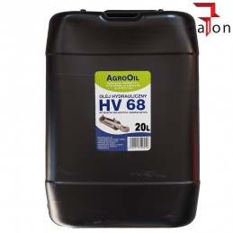 AGROOIL HYDROL L-HV 68 20L - olej hydrauliczny