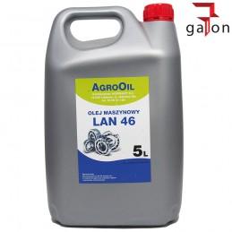 AGROOIL LAN 46 5L - olej maszynowy | Sklep Online Galonoleje.pl
