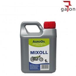 AGROOIL MIXOL 1L - olej do mieszanki do silników 2-suwowych