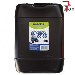 AGROOIL SUPEROL CC 30 20L -olej silnikowy | Sklep Online Galonoleje.pl